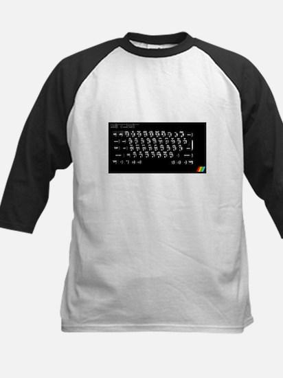 Sinclair ZX Spectrum Plus Kids Baseball Jersey