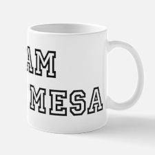 Team Costa Mesa Mug