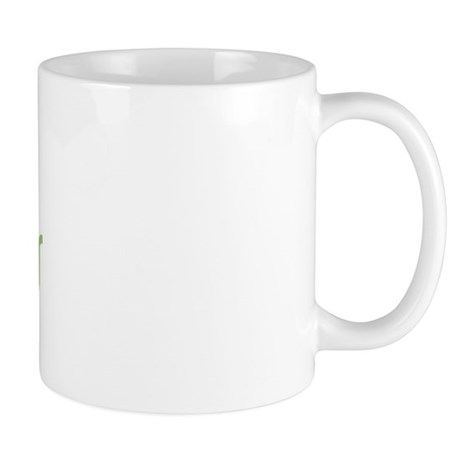 1st Time Mommies Club (Green) Mug