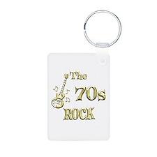 70s Rock Keychains