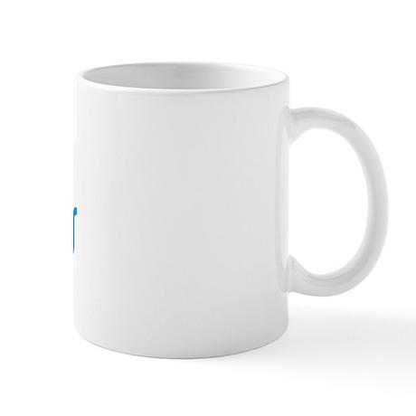 1st Time Mommies Club (Blue) Mug