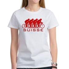 Suisse Cycling Tee