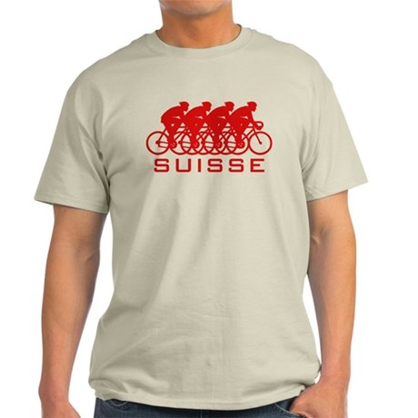 Suisse Cycling Light T-Shirt