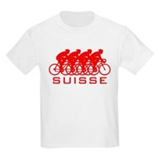 Suisse Cycling T-Shirt