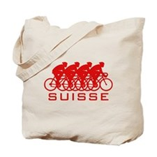 Suisse Cycling Tote Bag
