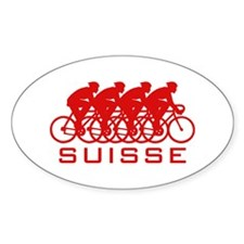 Suisse Cycling Decal