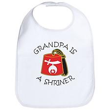 My Grandpa Is A Shriner Bib