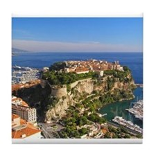 Monaco Castle Tile Coaster