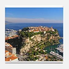 Monaco Castle Tile Coaster