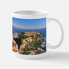 Monaco Castle Mug