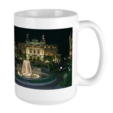 Monte Carlo Casino at Night Mug