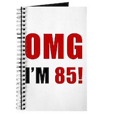 OMG 85th Birthday Journal