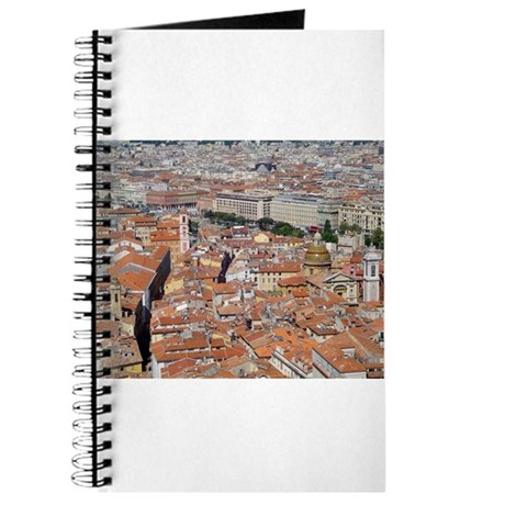 Old Nice Rooftops Journal