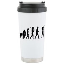 Evolution of Golf Travel Coffee Mug