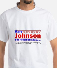 Gary Johnson for President Shirt
