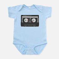 MIX TAPE CASSETTE Infant Bodysuit