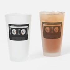 MIX TAPE CASSETTE Pint Glass
