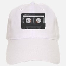 MIX TAPE CASSETTE Baseball Baseball Cap