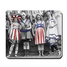 Bathing Beauties Mousepad