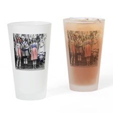 Bathing Beauties Pint Glass