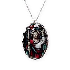 Resurrected Christ Necklace