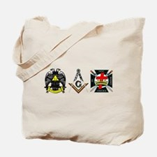 Multiple Masonic Bodies Tote Bag