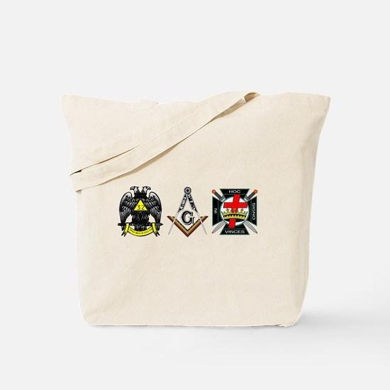 Multiple Masonic Bodies Tote Bag