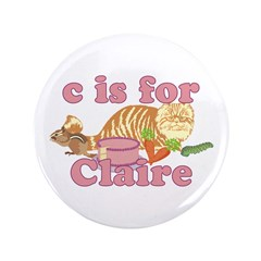 C is for Claire 3.5
