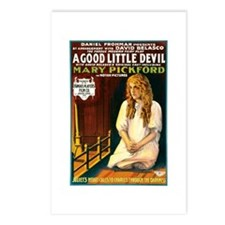 A Good Little Devil Postcards (Package of 8)