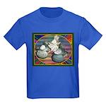 Trumpeters Three Kids Dark T-Shirt