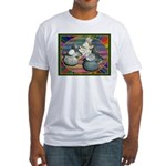 Trumpeters Three Fitted T-Shirt