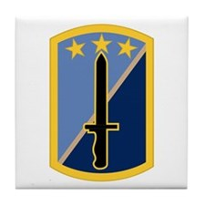 170th Infantry BCT Tile Coaster