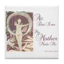 Mother - Fairy Tile Coaster