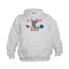 E is for Ella Hoodie