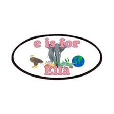 E is for Ella Patches