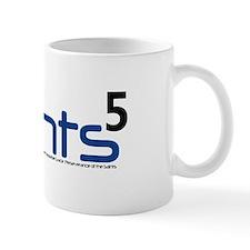 Five Points - Small Mug