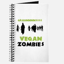 Vegan Zombies Journal
