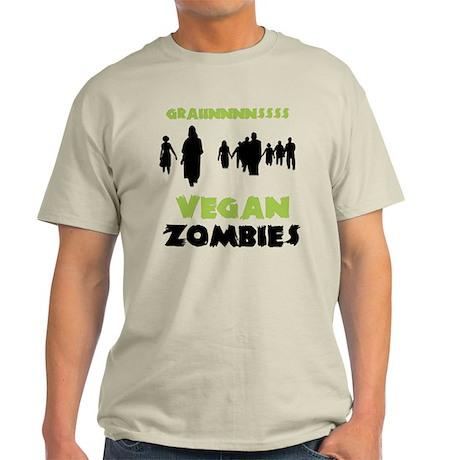 Vegan Zombies Light T-Shirt