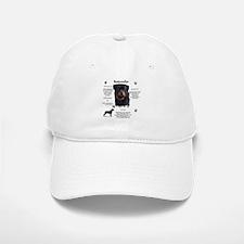 Rottie 1 Baseball Baseball Cap