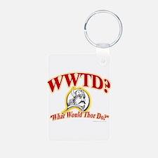 WWTD? Keychains