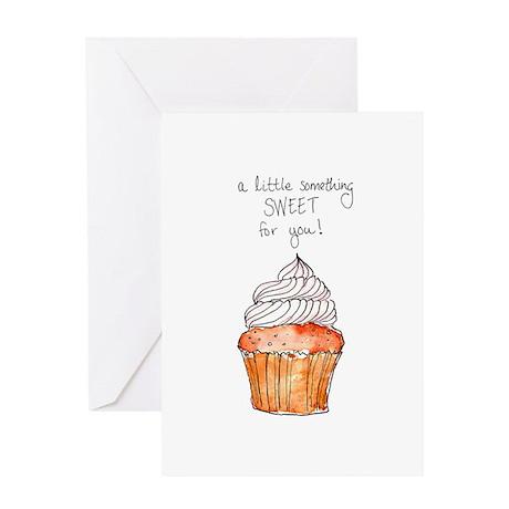 """Something Sweet"" Birthday Card"