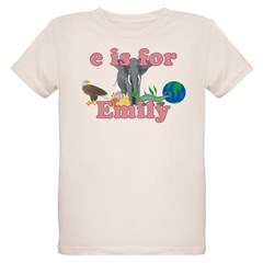 E is for Emily T-Shirt