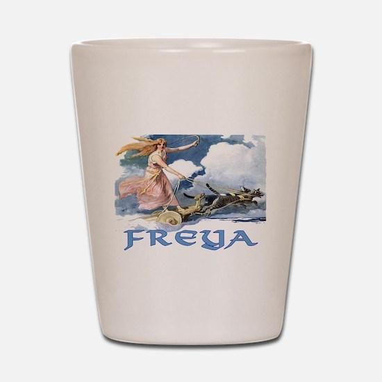 Freya Shot Glass