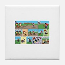 Great Throwing Arm Tile Coaster