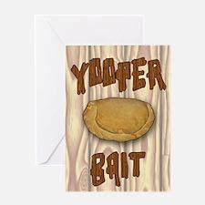 Yooper Bait Greeting Card