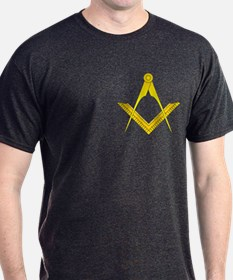 English Style Square and Compass T-Shirt