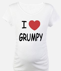 I heart grumpy Shirt