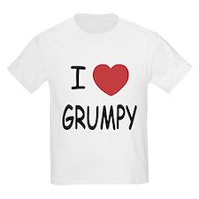 I heart grumpy T-Shirt