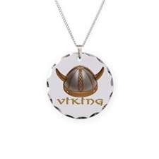 Viking Horns Necklace