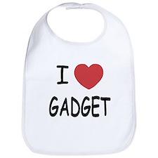 I heart gadget Bib